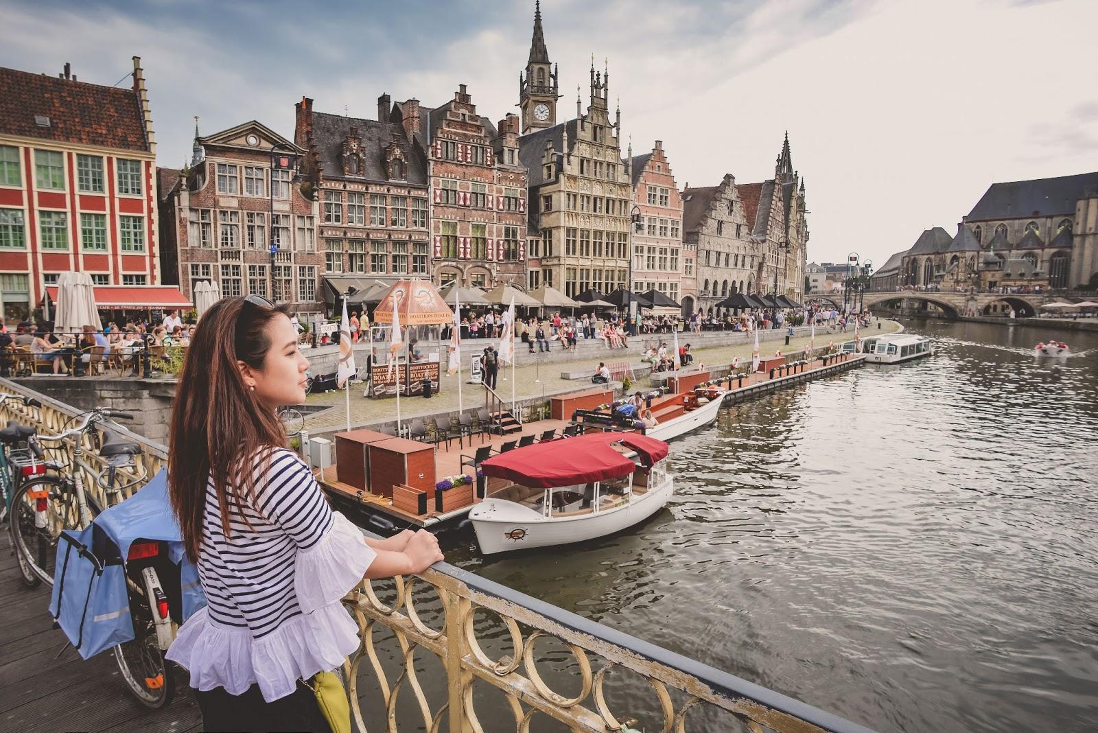 [比利時] Gand – 根特,值得細細品嘗的中世紀城市 - AJ Travel Grid - A小姐的旅遊拼圖