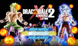 New!! Dbz Tenkaichi Tag Team Mod Style Xenoverse 2 Latino+ MENU Editado [Android e Pc PPSSPP] +[DOWNLOAD]