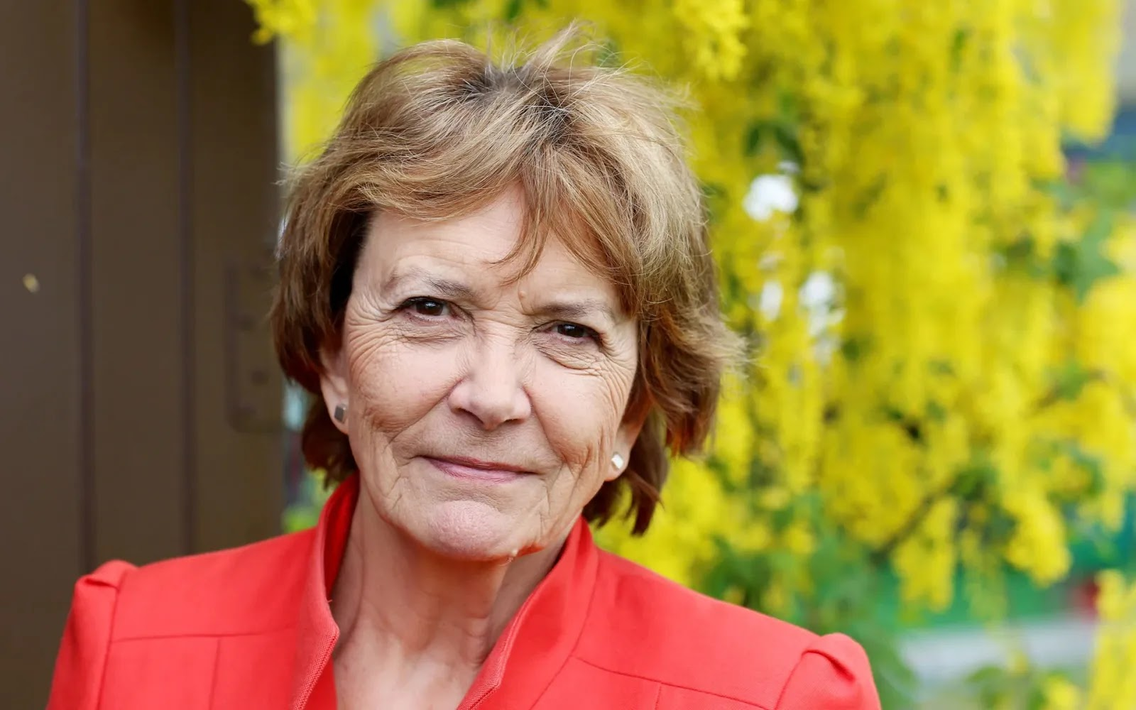 Dame Joan Bakewell, credit Clara Molden