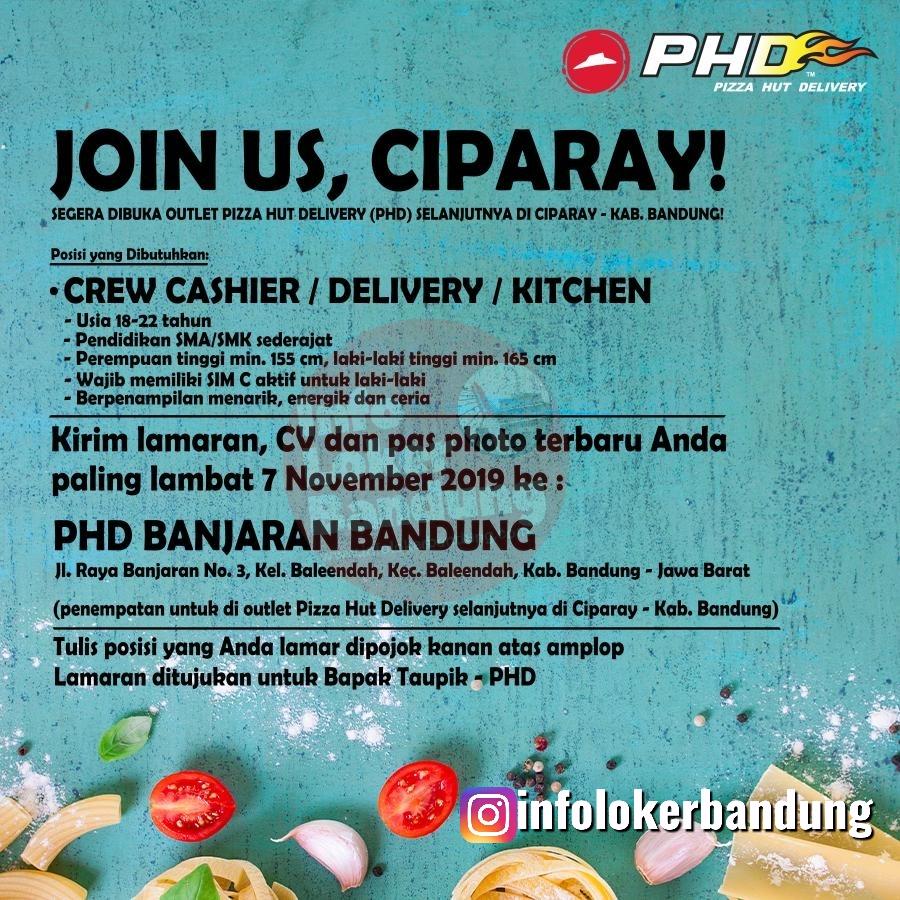 Lowongan Kerja PHD Banjaran Bandung November 2029