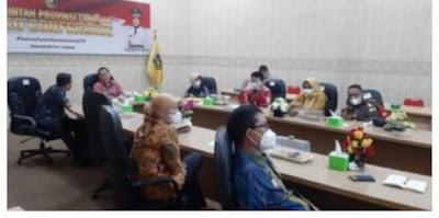 Gubernur Arinal, Diwakili Qodratul Ikhwan Hadiri Musrenbang RKPD Kabupaten Way Kanan