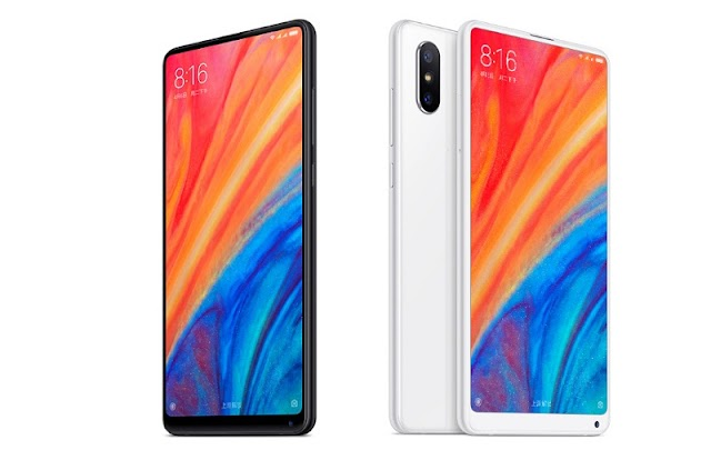 Price and Specifications of Xiaomi Mi Mix 2s