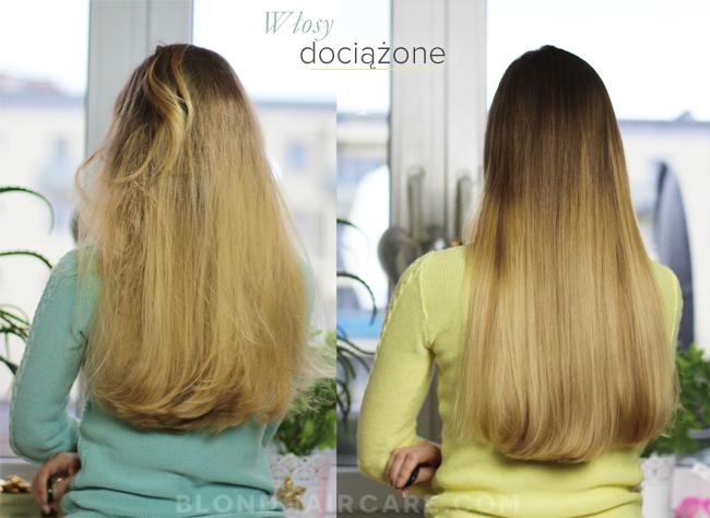 Włosy Dociążone Jak Dociążyć Włosy W Ciągu Jednego Mycia