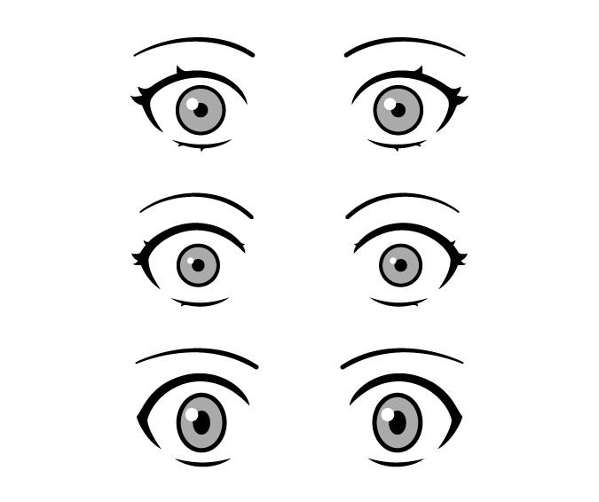 Mata anime gila