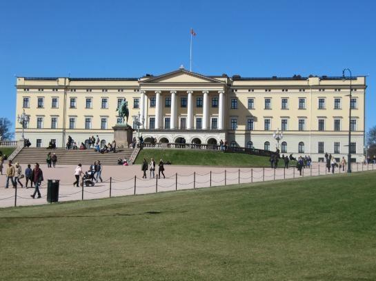 Oslo Kraliyet Sarayı