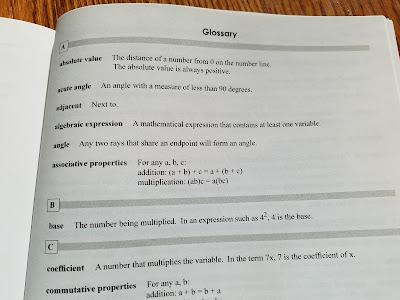 Math book review