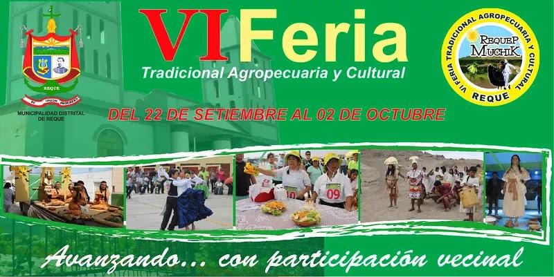 VI Feria Tradicional Agropecuaria y Cultural Recana 2016