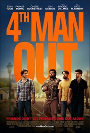 4th Man Out 2016 full Movie Watch Online Free Putlocker