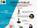 LAPMI Cabang Kota Bogor Selenggarakan Diskusi Publik Secara Virtual
