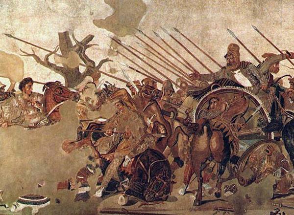 Η Μάχη της Ισσού