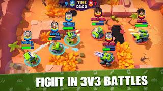 Tanks A Lot Mod Apk v2.22 (Unlimited Ammo)
