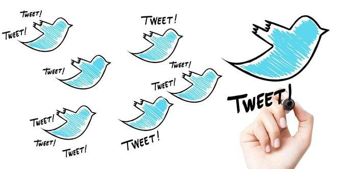كيفية زيادة المتابعين على تويتر