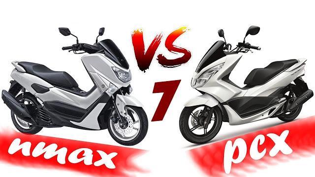 Nmax vs PCX