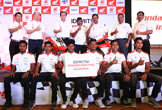 Honda announces biggest revolution in Indian racing to develop iconic Indian rider for the World