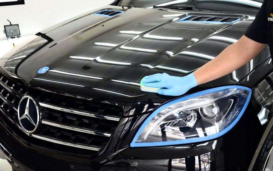 Hasil gambar untuk coating mobil