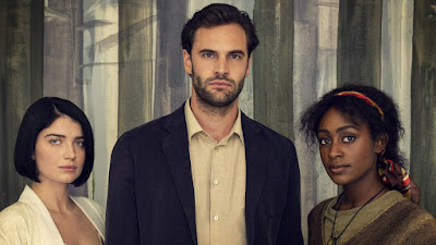 Publicity shot from Netflix series Behind Her Eyes