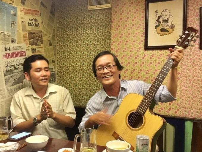 Nhà thơ Đoàn Vị Thượng qua đời tuổi 63