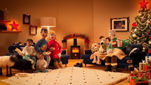 """Aardman's Wallace & Gromit Features in """"A Comfy Carol"""" for DFS Christmas Campaign"""