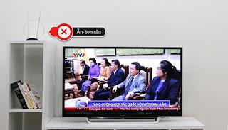 Hiện nay các kênh DVB-T2 đạt tiêu chuẩn HD và Full HD