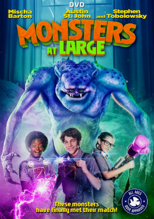 Monsters At Large 2018 Full Movie Download
