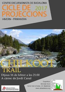 Chilkoot Trail, Jordi Canal-Soler, CEB