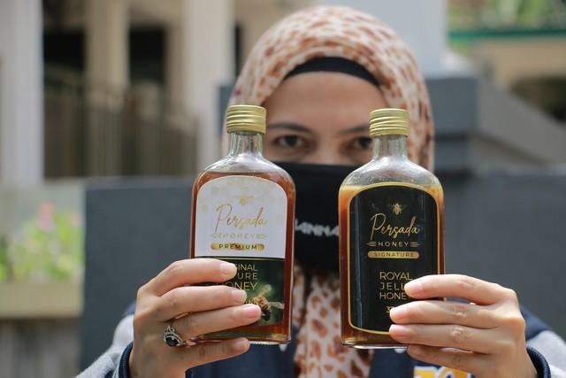 madu asli sehat alami