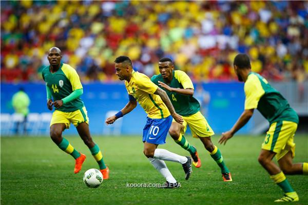 ملخص البرازيل وجنوب افريقيا