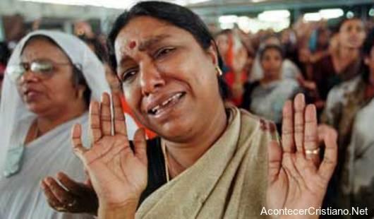 Cristianos perseguidor por evangelizar en la India