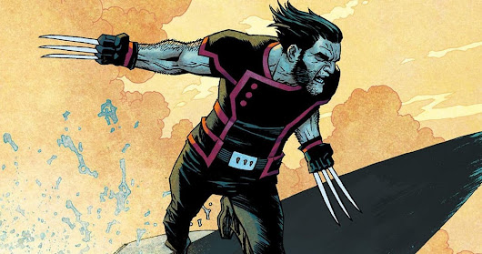Wolverine Gets New Costume In New miniseries.