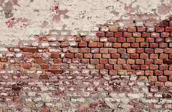 efflorescence of bricks