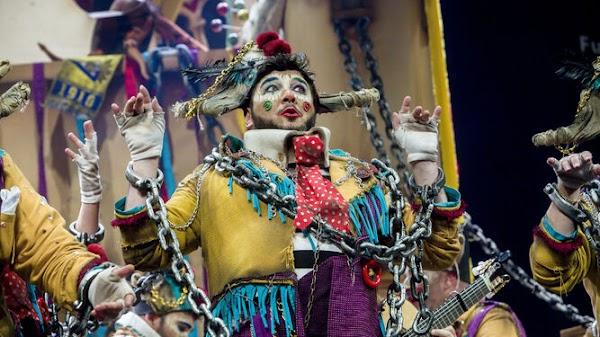 El tirón del Carnaval asegura el lleno este martes en el festival 'Me Río de Janeiro'
