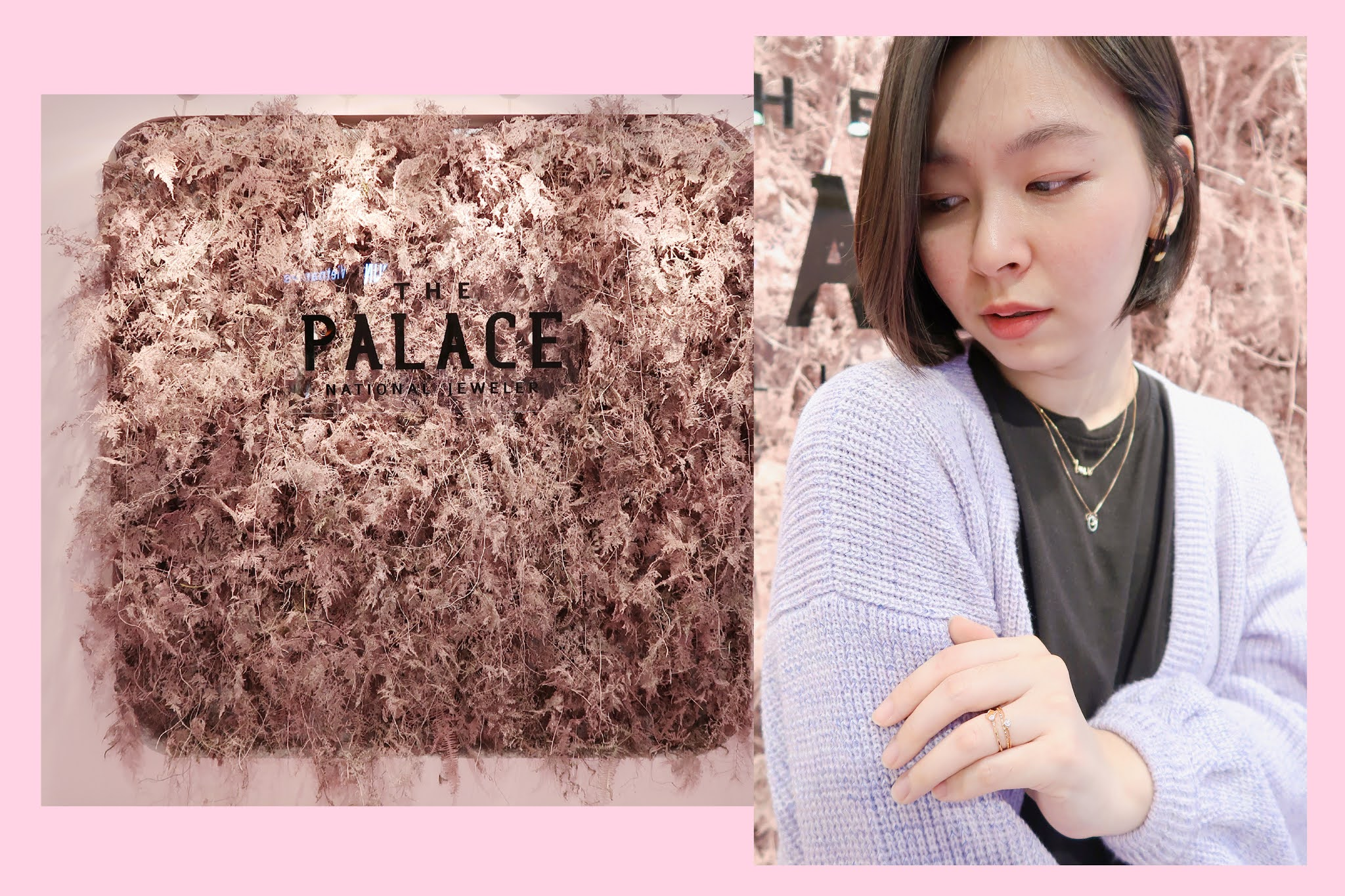 THE PALACE MOELA COLLECTION EMAS BERLIAN