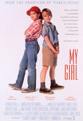 My Girl Poster