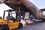 Singapura Kirim Bantuan Alkes Untuk Indonesia