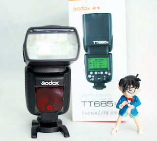 Flash GODOX TT685f for fujifilm