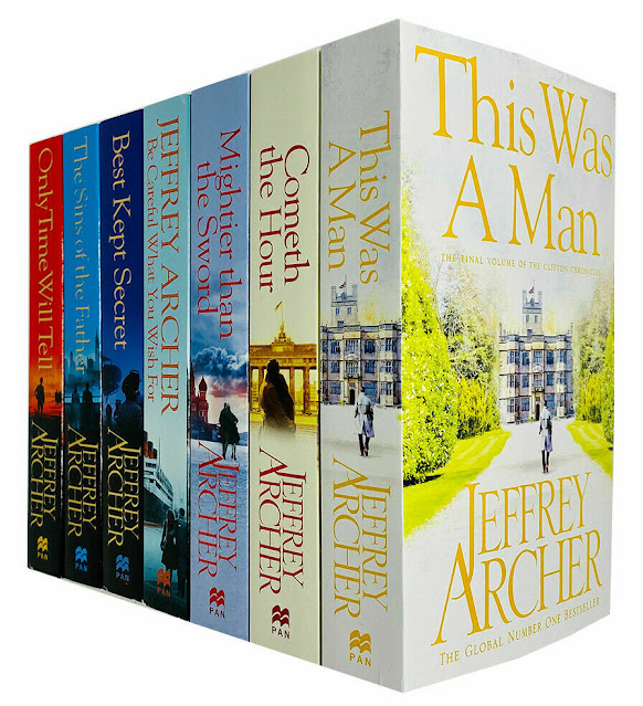 JEFFREY ARCHER'S CLIFTON CHRONICLES