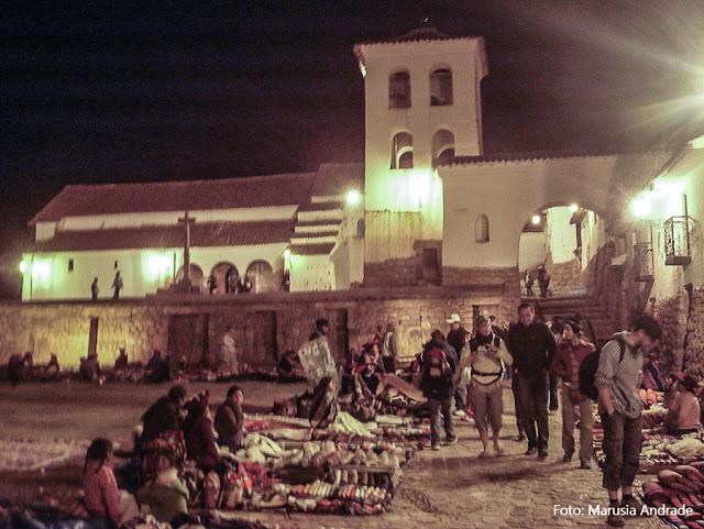 Vila de Chinchero - Vale Sagrado - Peru
