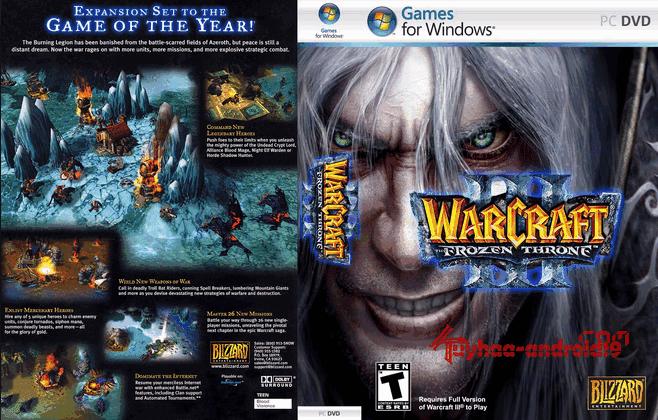 Download Warcraft 3 Complete Edition | Warcraft 3 Last Version