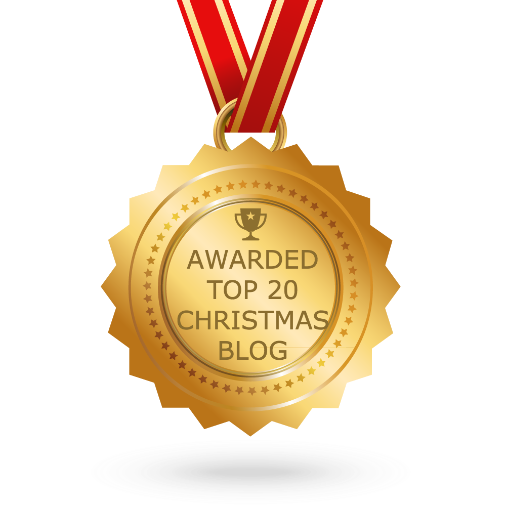 learn how to add badge on your blog - Christmas Blogs
