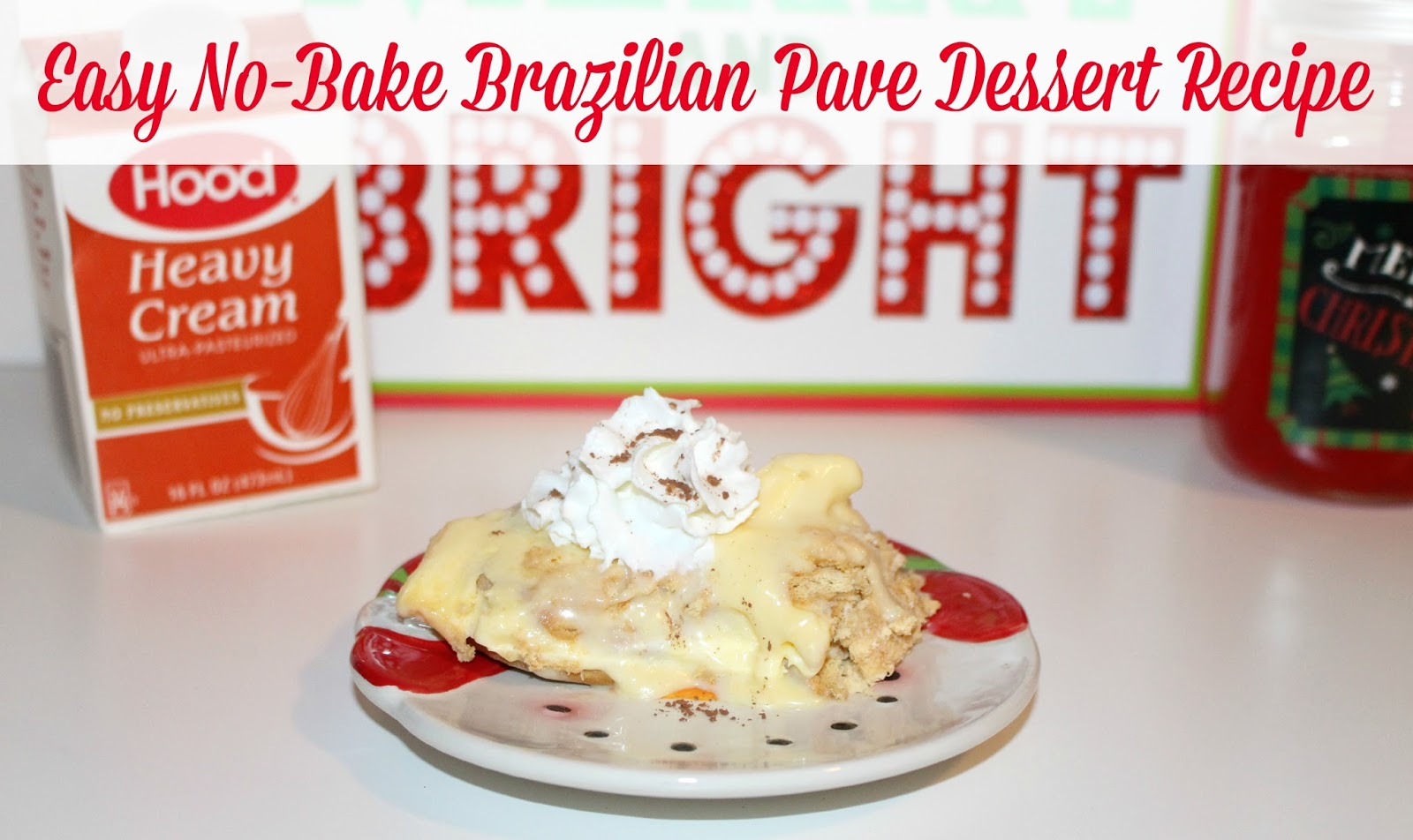 Easy no bake brazilian pave dessert recipe cookwithhood the save forumfinder Images