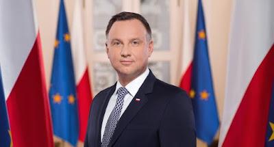 """Дуда візьме участь у саміті """"Кримської платформи"""""""