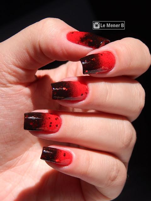 red-nail-art