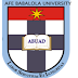 ABUAD 2017/18 Direct Entry & Inter-University Transfer Admission List Out- [1st Batch]