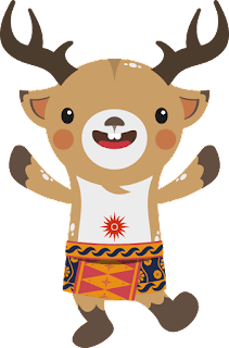 ATUNG, Logo dan Maskot Asian Games 2018