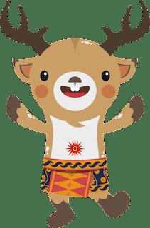 ATUNG, Logo dan Maskot Asian Games 2018
