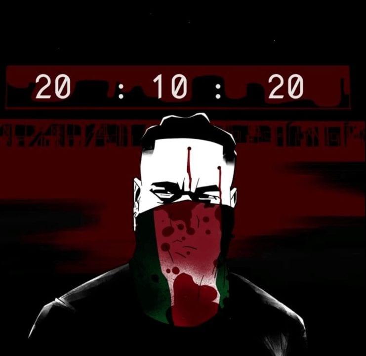 Burna Boy - 20:10:20 (#EndSARS) #Arewapublisize