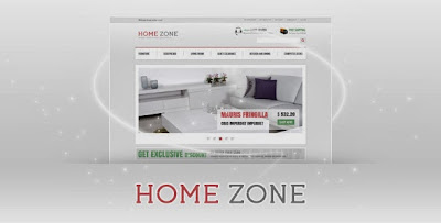 Home Zone Magento Theme suitable for Furniture and interior online stores