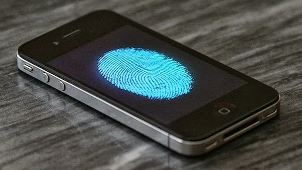 Finger Print Sensor in iPhone 5s
