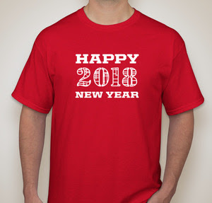 happy new year t shirts