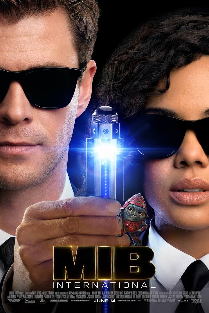 Men In Black International 2019 480p 350MB BRRip